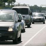 automoviles en la ruta