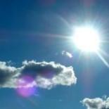 clima soleado