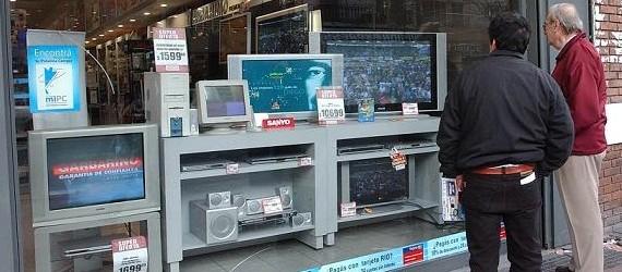 ventas electrodomesticos
