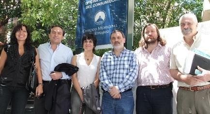 Roberto montero es importante adquirir productos argentinos for Oficina del consumidor reus