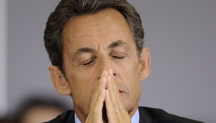 NICOLAS SARKOZY CUNA DE LA NOTICIA