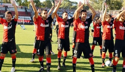 NEWELL'S OLD BOYS CUNA DE LA NOTICIA