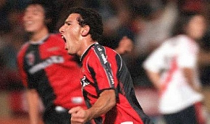 MAXIMILIANO RODRIGUEZ NEWELL'S OLD BOYS CUNA DE LA NOTICIA