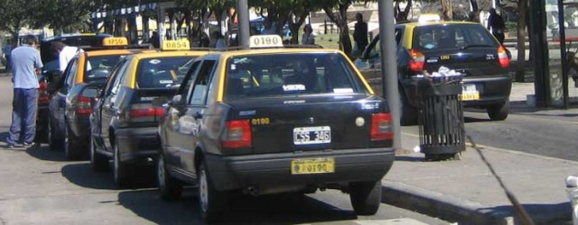 TAXIS CUNA DE LA NOTICIA