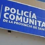 POLICÍA COMUNITARIA SANTA FE CUNA DE LA NOTICIA