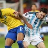 Soccer friendly - Brazil vs Argentina