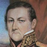 JUAN MANUEL DE ROSAS CUNA DE LA NOTICIA