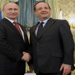 PUTIN HOLLANDE CUNA  DE LA NOTICIA