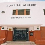 HOSPITAL ALBERDI - CUNA DE LA NOTICIA