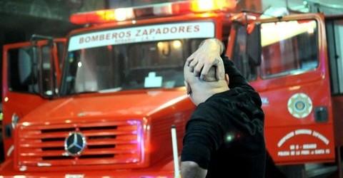 BOMBEROS ZAPADORES - CUNA DE LA NOTICIA