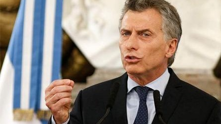 MACRI DECRETOS CUNA DE LA NOTICIA