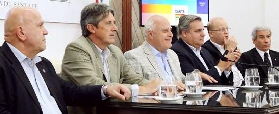 MIGUEL LIFSCHITZ EMERGENCIA HÍDRICA