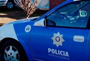 POLICIA SANTA FE CUNA DE LA NOTICIA