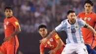 ARGENTINA VENCIO A CHILE POR 1-0 CUNA DE LA NOTICIA