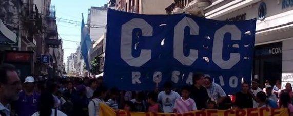 MARCHA CCC CUNA DE LA NOTICIA