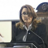 MONICA FEIN ABRIENDO SECIONES EN EL CONSEJO