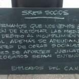 EMPLEADOS DE NEWELLS DE PARO CUNA DE LA NOTICIA