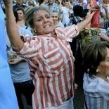 MARCHA POR LA DEMOCRACIA PLAZA DE MAYO
