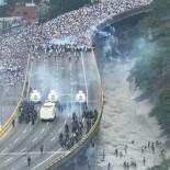 REPRECION MARCHA OPOSITORA EN VENEZUELA CUNA DE LA NOTICIA