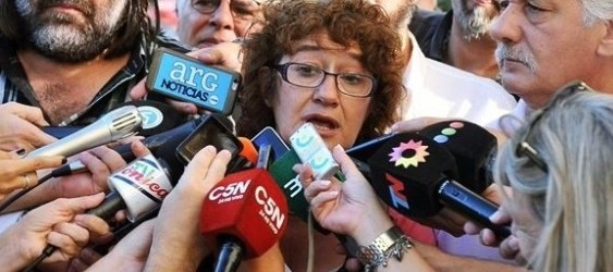 SONIA ALESSO CUNA DE LA NOTICIA