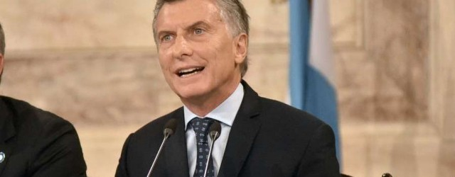 MAURICIO MACRI EN CHINA CUNA DE LA NOTICIA
