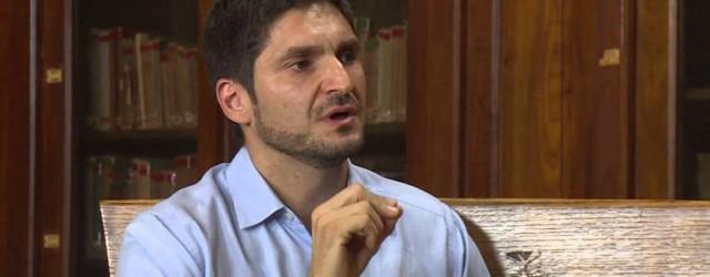 MAXIMILIANO PULLARO, MINISTRO DE SEGURIDAD SANTA FE CUNA DE LA NOTICIA