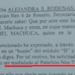 ALEJANDRA RODENAS MONCHI CANTERO