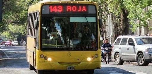 COLECTIVO LÍNEA 143 ROSARIO