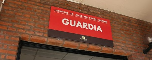 HOSPITAL ANSELMO GAMEN CUNA DE LA NOTICIA