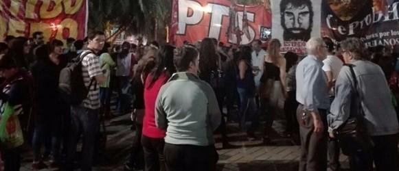 MARCHA MALDONADO CUNA DE LA NOTICIA