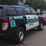 POLICIA FEDERAL ALLANAMIENTO CUNA DE LA NOTICIA