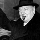 WINSTON CHURCHILL CUNA DE LA NOTICIA