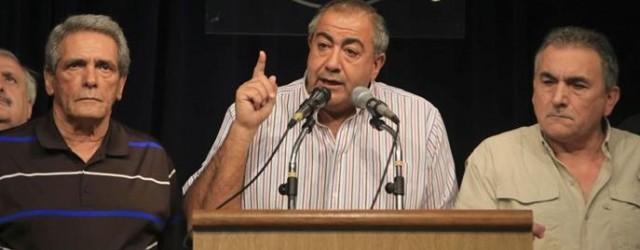 CGT PARO GENERAL TRIUNVIRO CUNA DE LA NOTICIA