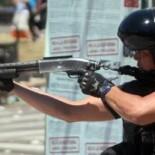 POLICÍA DISPARA A MANIFESTANTES CUNA DE LA NOTICIA