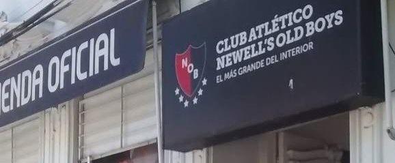 TIENDA OFICIAL DE NEWELLS ROBADA CUNA DE LA NOTICIA