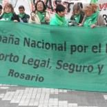 ABORTO LEGAL ROSARIO CUNA DE LA NOTICIA