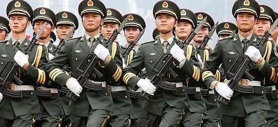 FUERZAS ARMADAS CHINA CUNA DE LA NOTICIA