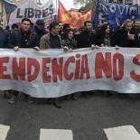 MARCHA CONTRA EL FMI