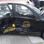 TAXI ACCIDENTE ROSARIO CUNA DE LA NOTICIA