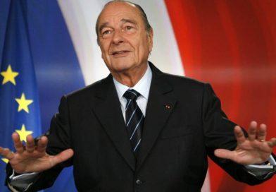 A los 86 años, murió el ex Presidente francés Jacques Chirac