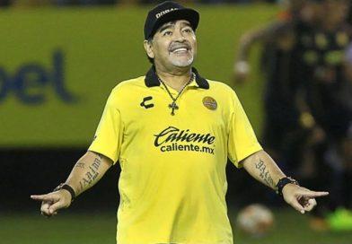 Después de 24 años, Diego Maradona volverá a dirigir en el fútbol argentino