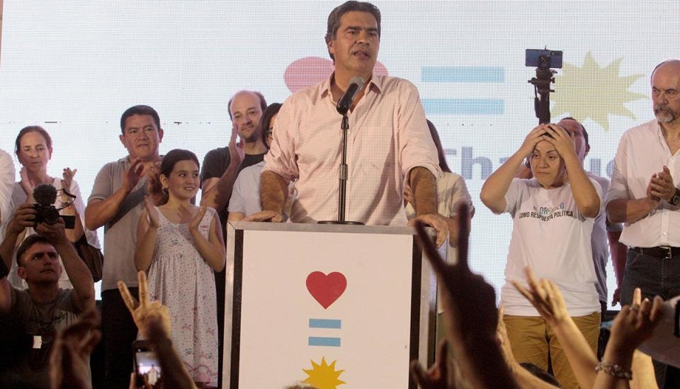 Jorge Capitanich será el próximo Gobernador de Chaco