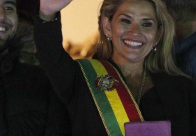 Bolivia: Detuvieron a Jeanine Áñez, ex Presidenta de facto