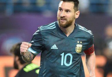 Argentina venció a Brasil en un amistoso picante