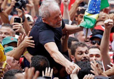 Lula confirmó que no estará en la asunción de Alberto Fernández