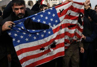 Irán comenzó a tomar represalias por el ataque norteamericano