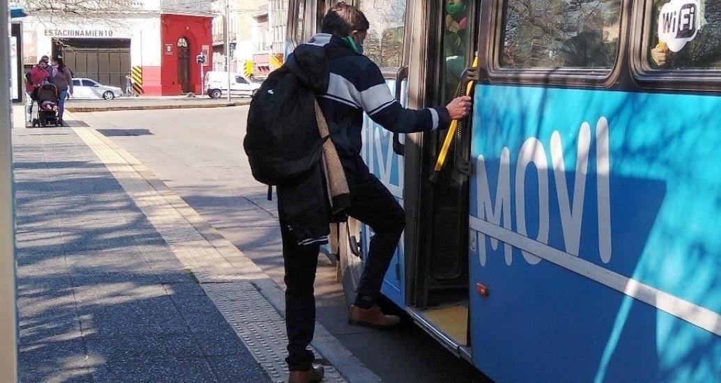 Choferes de la UTA deciden si paran nuevamente el transporte