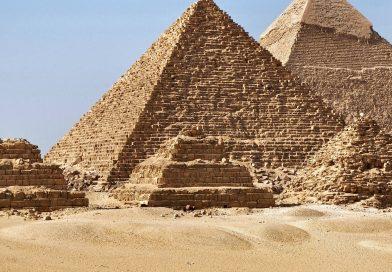 Descubren asombroso secreto que escondía la Gran Pirámide de Giza