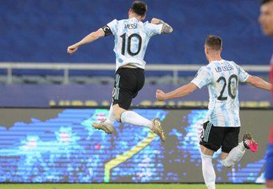 Argentina empató con Chile y terminó con sabor a poco en el debut en la Copa América