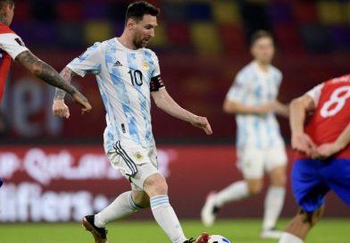 La Selección debuta en la Copa América 2021